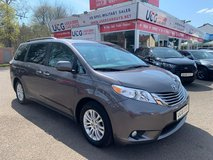 2017 Toyota Sienna Limited Premium 8-Pass in Spangdahlem, Germany
