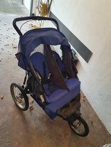 Instep Double Stroller in Ramstein, Germany