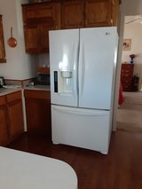FRENCH DOOR REFRIDGERATOR in Alamogordo, New Mexico