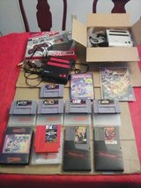 Retro video game lot in Beaufort, South Carolina
