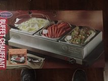 nostalgia electronics buffet chauffant new in unopened box in Naperville, Illinois