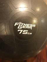 Stability ball 75cm in Naperville, Illinois