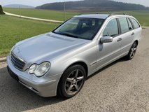 Mercedes C 200 Kompressor Automatic AC Xenon beand new Inspection free delivery in Hohenfels, Germany