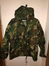 XL Regular Cold Weather Camouflage Parka in Ramstein, Germany