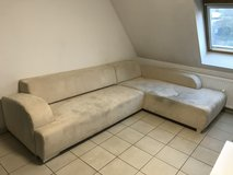 Designer Couch Couch Bed Corner Couch Couch Set in Ramstein, Germany