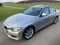 BMW 318 d Diesel 2013 sedan AC sunroof new inspection free delivery in Hohenfels, Germany