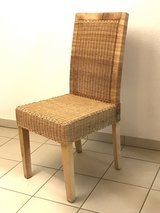 Cane Chair Rattan Chair in Ramstein, Germany