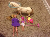 Barbie lot in The Woodlands, Texas