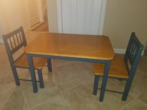 Kid's Table and Chairs in Kingwood, Texas