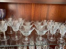 crystal glasses various kinds in Wiesbaden, GE