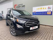 2019 Ford EcoSport Titanium 4WD with warranty in Hohenfels, Germany