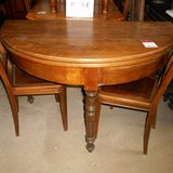 Antique Round Table        Article number: 056315 in Ramstein, Germany