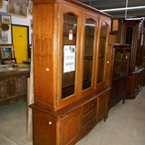 Lovely Vitrine Cabinet      Article number: 055260 in Ramstein, Germany