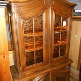 Charming Vitrine Cabinet        Article number: 053606 in Ramstein, Germany