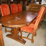 Set of 6 Antique Style Chairs        Article number: 057361 in Ramstein, Germany