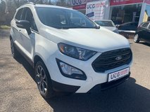 2020 Ford EcoSport SES AWD  (: in Wiesbaden, GE