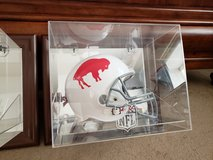 NFL Wall Mounted Helmet Case's for Collectible in Okinawa, Japan