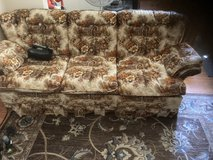 Couch with hideaway bed in Fort Polk, Louisiana