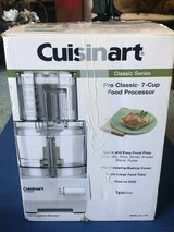 New CUISINART 7-cup Food Processor, Pro Classic in Vacaville, California