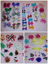 Hair Bows/Clips LOT in Beaufort, South Carolina