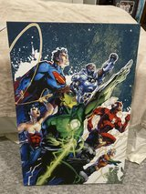 Justice League Wall Art Canvas in MacDill AFB, FL
