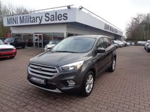 Ford Escape Utility 4D SE EcoBoost 4WD 1.5L I4 Turbo 2017 in Spangdahlem, Germany