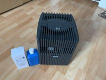 Venta LW14 air humidifier / purifier along with ~500ml water treatment additive in Wiesbaden, GE