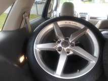 Corvette Rims and Tires in Fort Knox, Kentucky