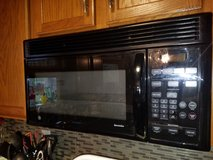 GE Over the counter microwave in Fort Campbell, Kentucky