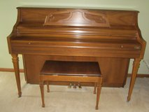 Kimball console piano in St. Charles, Illinois