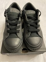 Brand New Boys Converse Sneakers (Charcoal Gray) in Lawton, Oklahoma