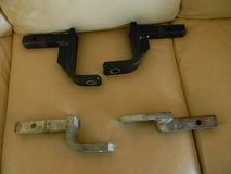 4 - 1 1/4 Class 2 Drawbars / Ball mounts (different drops) in Westmont, Illinois