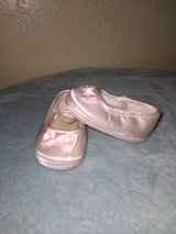 Newborn crib shoes ... child of mine made by carter's ... like new in Fort Hood, Texas