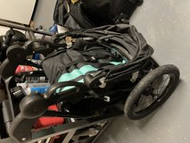 Stroller, car seat and mount in Fort Bliss, Texas