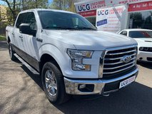 2016 Ford F-150 XLT SuperCrew 4×4 in Spangdahlem, Germany
