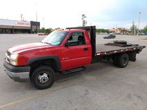 Super Fine, Chev.1Ton Flatbed, rear Tommy lift. in The Woodlands, Texas
