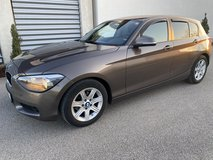 BMW 116 Turbo Diesel 2014 only 53750 mls AC new inspection free delivery in Hohenfels, Germany