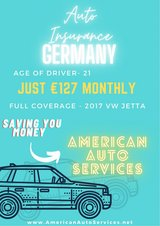 Road Trip Insurance! in Spangdahlem, Germany