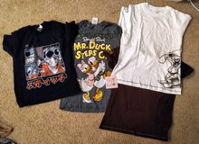 Disney Shirts (XS/C) in Fairfax, Virginia