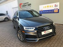 2018 Audi Q3 Premium Plus with warranty in Hohenfels, Germany