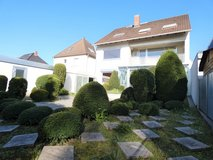 LARGE FREE STANDING SINGLE FAMILY HOUSE! with Garden and 2 Car Garage in Wiesbaden, GE