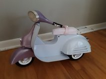 Barbie Scooter in Fort Riley, Kansas