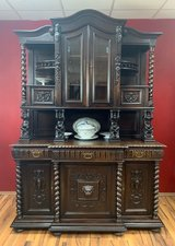 Buffet - Henri II Style from 1880 in Spangdahlem, Germany