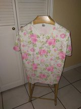 .• Womens top sz. L ... by REBECCA MALONE in Fort Hood, Texas