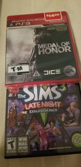 Sims 3 Video Games in Fort Polk, Louisiana