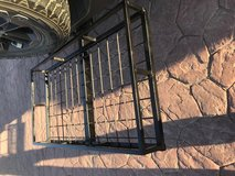 luggage rack in Fort Bliss, Texas