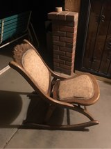 rocking chair (folding) in Yucca Valley, California