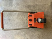 Black and Decker Kids SnowBlower Tool Bench Sounds Blower in Naperville, Illinois