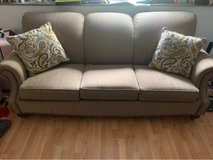 *PRICE REDUCED*Couch with pull out mattress in Baumholder, GE