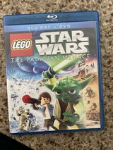 LEGO Star Wars Padawan Menace Blu-Ray & DVD in Joliet, Illinois